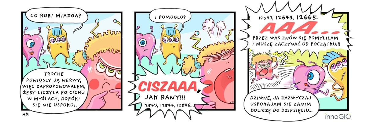 komiks miazga