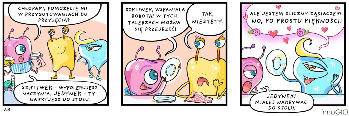 komiks pomoc w kuchni